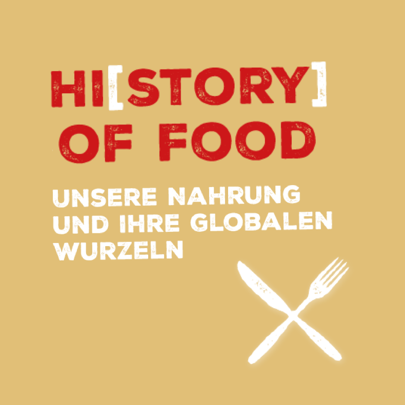 Logoabbildung History Of Food